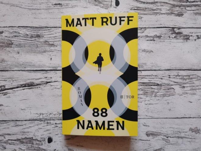 88 Namen von Matt Ruff