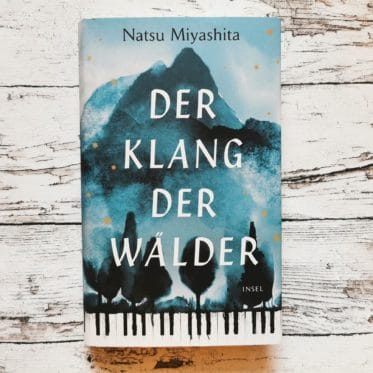 """Buchcover """"Der Klang der Wälder"""" von Natsu Miyashita"""