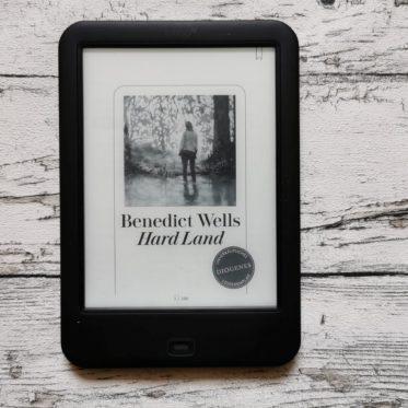 Buchcover Hard Land