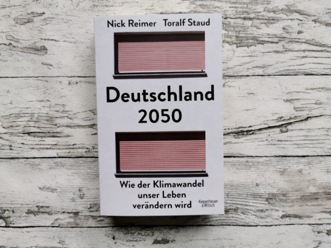 Das Buchcover von Deutschland 2050