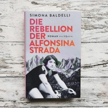 Buchcover Die Rebellion der Alfonsina Strada
