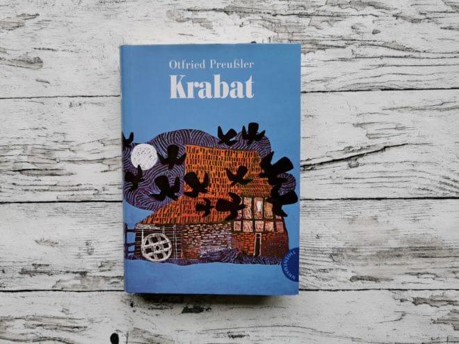 Buchcover Krabat von Otfried Preußler