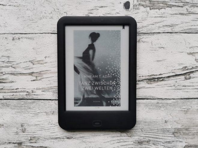 Buchcover von Tanz zwischen zwei Welten