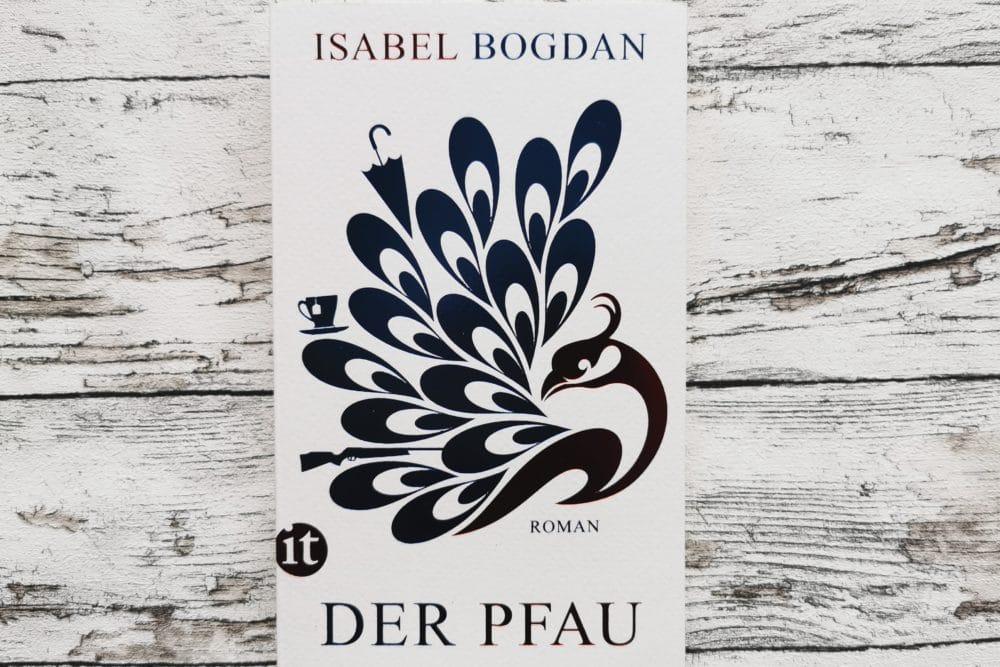 """Buchcover """"Der Pfau"""" von Isabel Bogdan"""