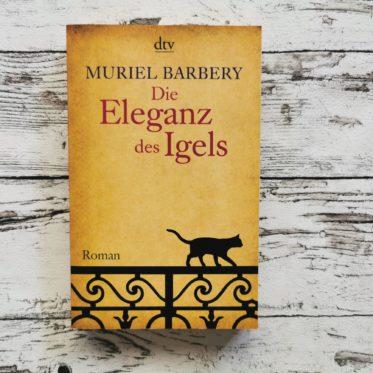 """Buchcover """"Die Eleganz des Igels"""" von Muriel Barbery"""
